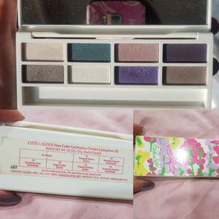 雅斯蘭黛 眼影盤 購於美國 買來只有試顏色