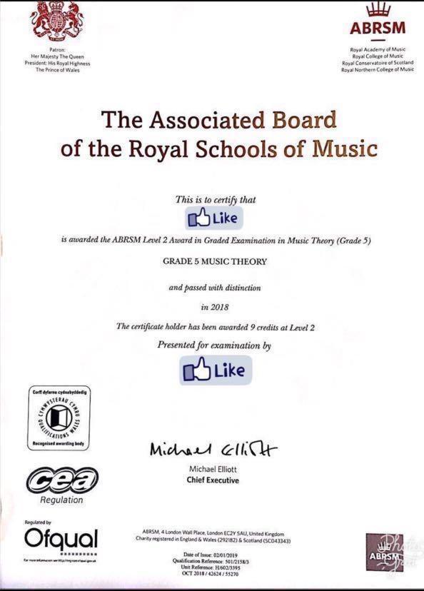 匯璽 教鋼琴、樂理、長笛