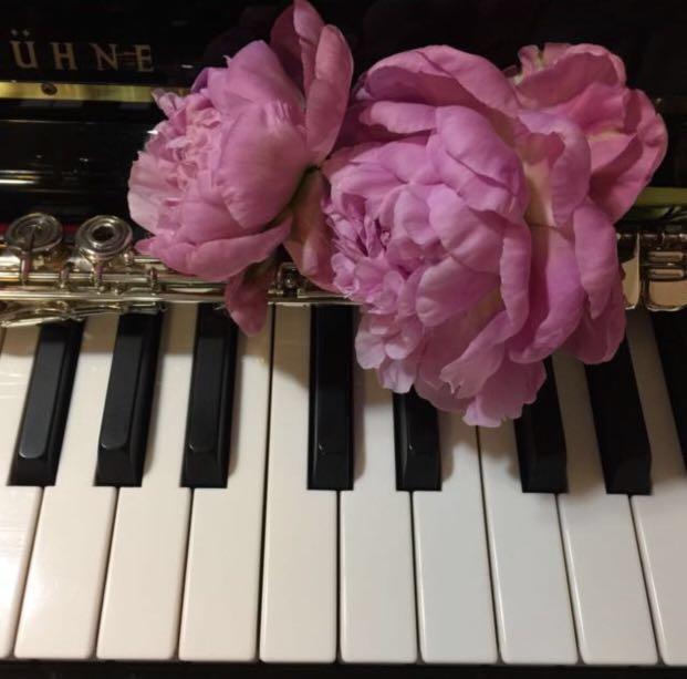 碧海藍天 教鋼琴、樂理、長笛