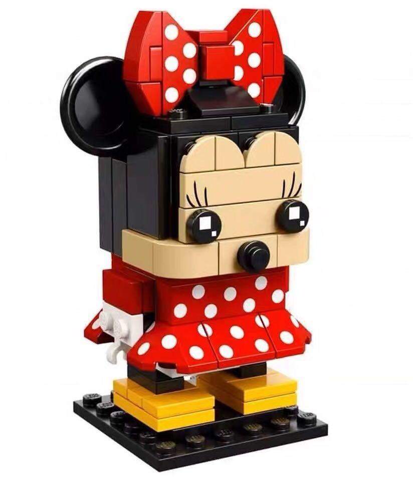 [預訂]Q版米奇米妮 Q版麥當勞叔叔& friends 2019迪士尼 Disney 聖誕禮物清單 卡通人物動漫人物立體積木 生日禮物 情侶紀念禮物 女朋友禮物 男朋友禮物  收藏模型 2019 Xmas Gift Xmas Present Birthday Gift 3D Puzzle Building Block Toy Brick Cartoon Figure Animation Toys 生日禮物 聖誕禮物
