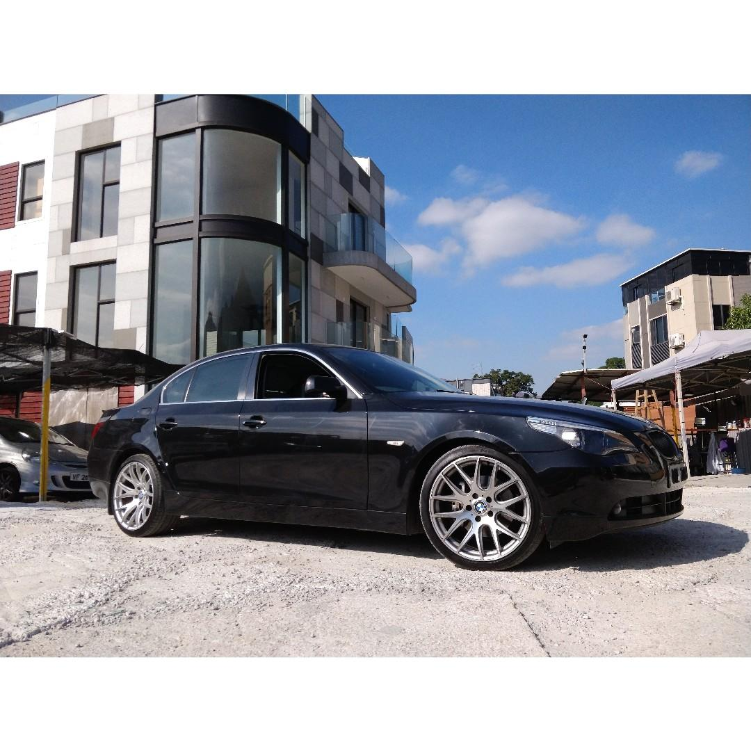 BMW 528I (P牌可租)