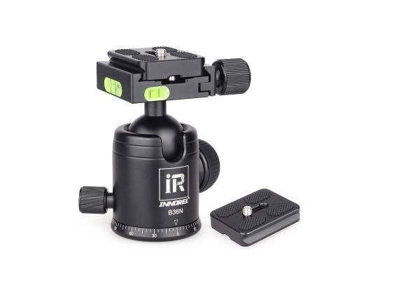 Brand New Innorel Tripod Ball Head mount 36MM Diameter