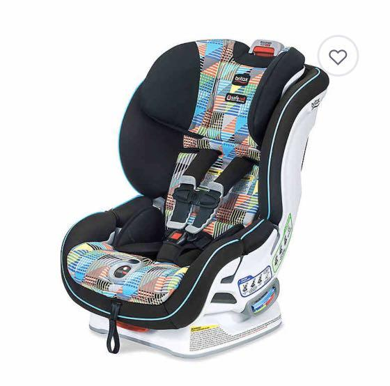 BRITAX Boulevard ClickTight Convertible Car Seat in Vector - Brand New In Box!!