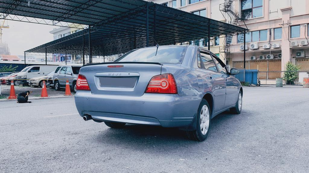 Car King 1 Owner 2007 Proton Waja Original 30k Mileage Tip top