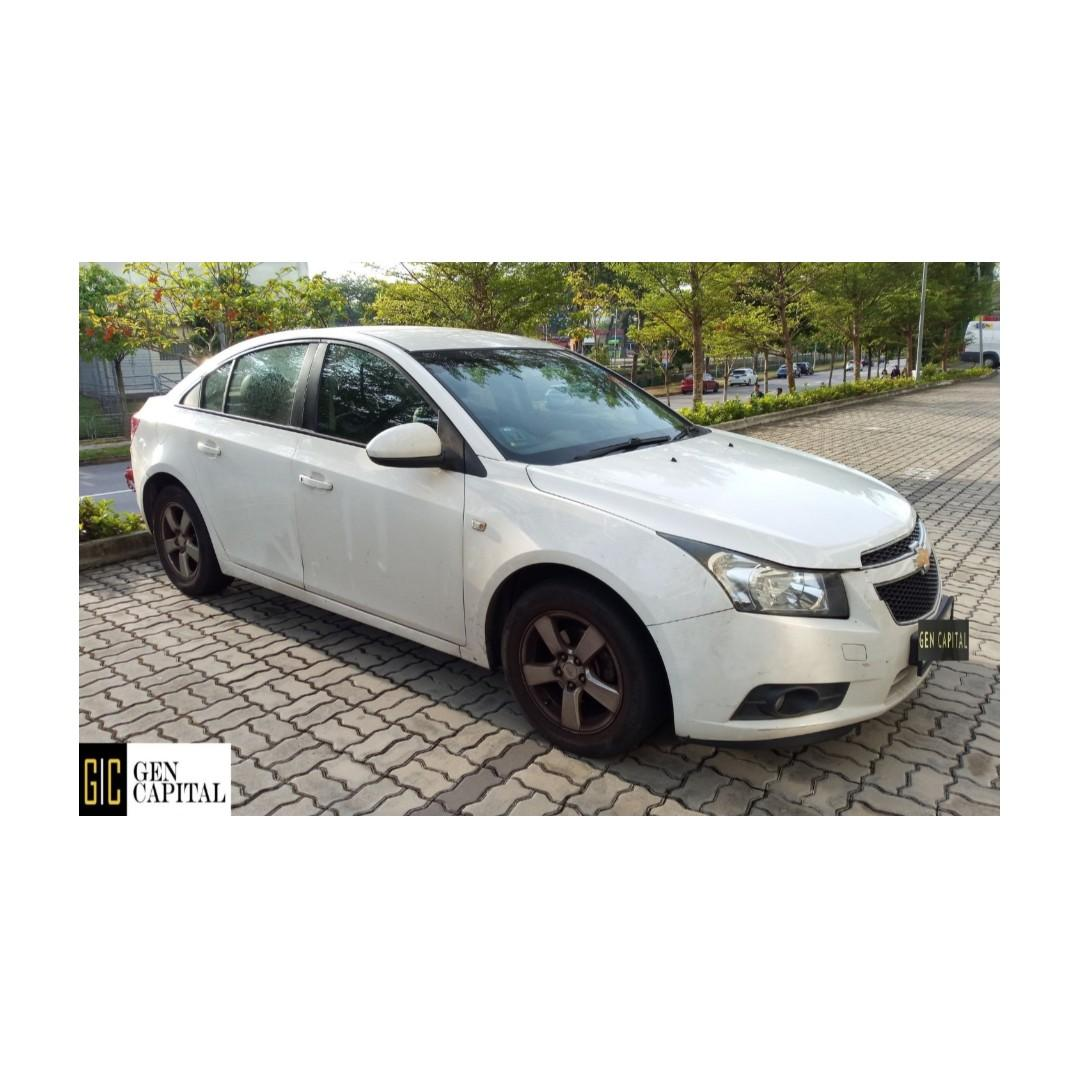 Chevrolet Cruze - @97396107 Many ranges of car to choose from, with very reliable rates!