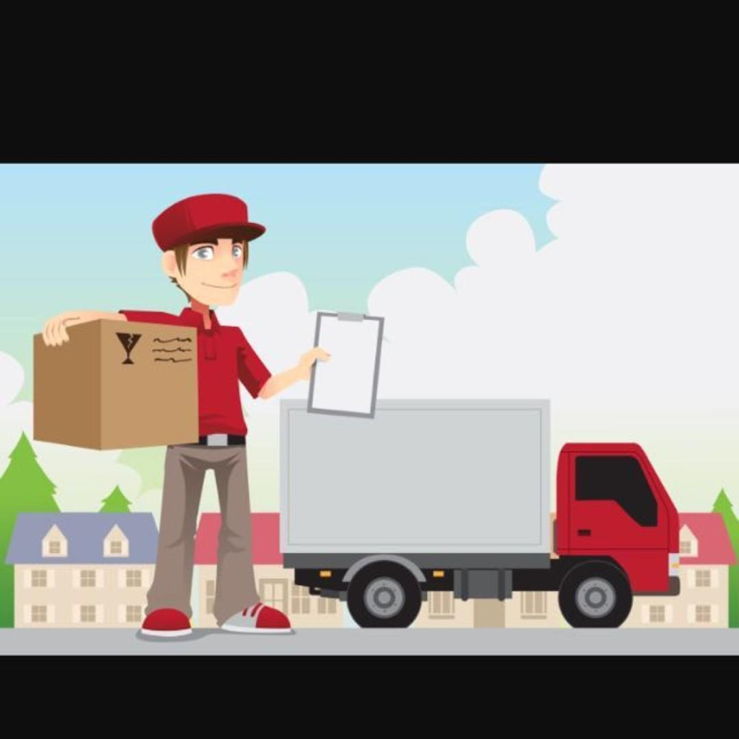 Freelance Parcel Delivery Personnel - 12 Dec to 18 Dec