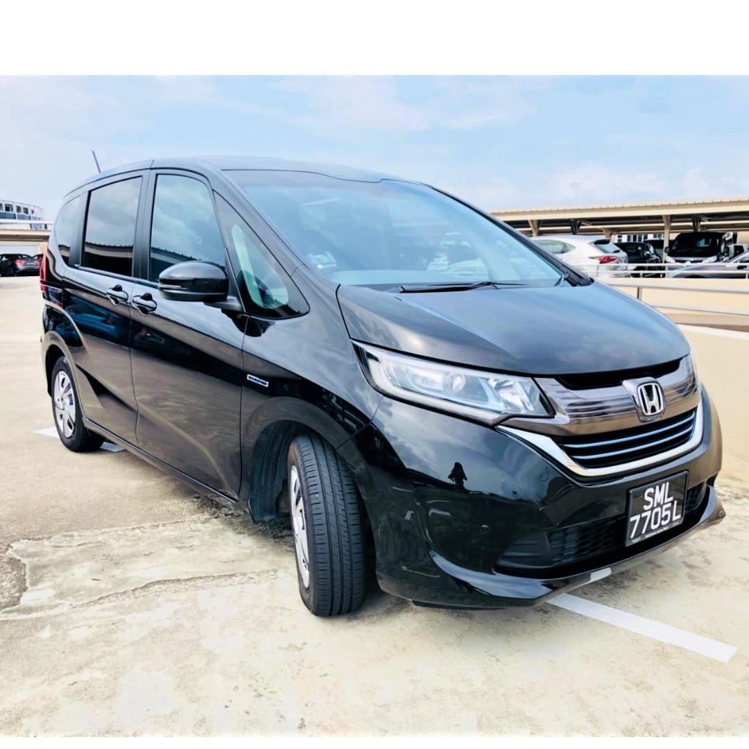 Honda Freed Hybrid