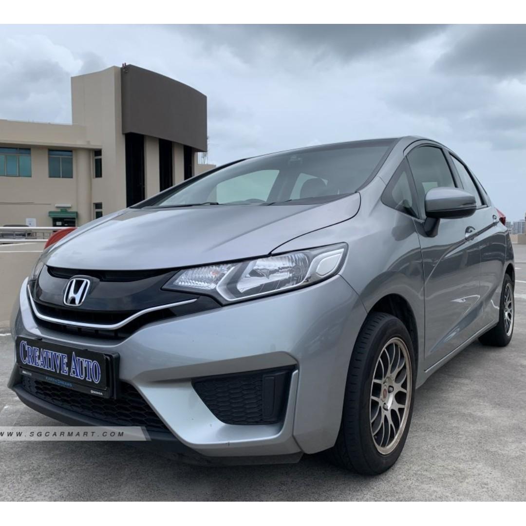 Honda Jazz 1.3 Hatchback Auto
