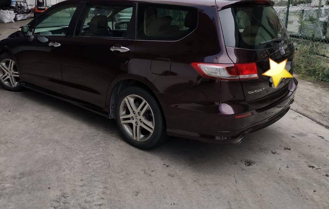 HONDA ODC RB3(SG CAR COMPLETE DOCUMENT HALAL DIGUNAKAN ATAS JALAN RAYA DI MALAYSIA)