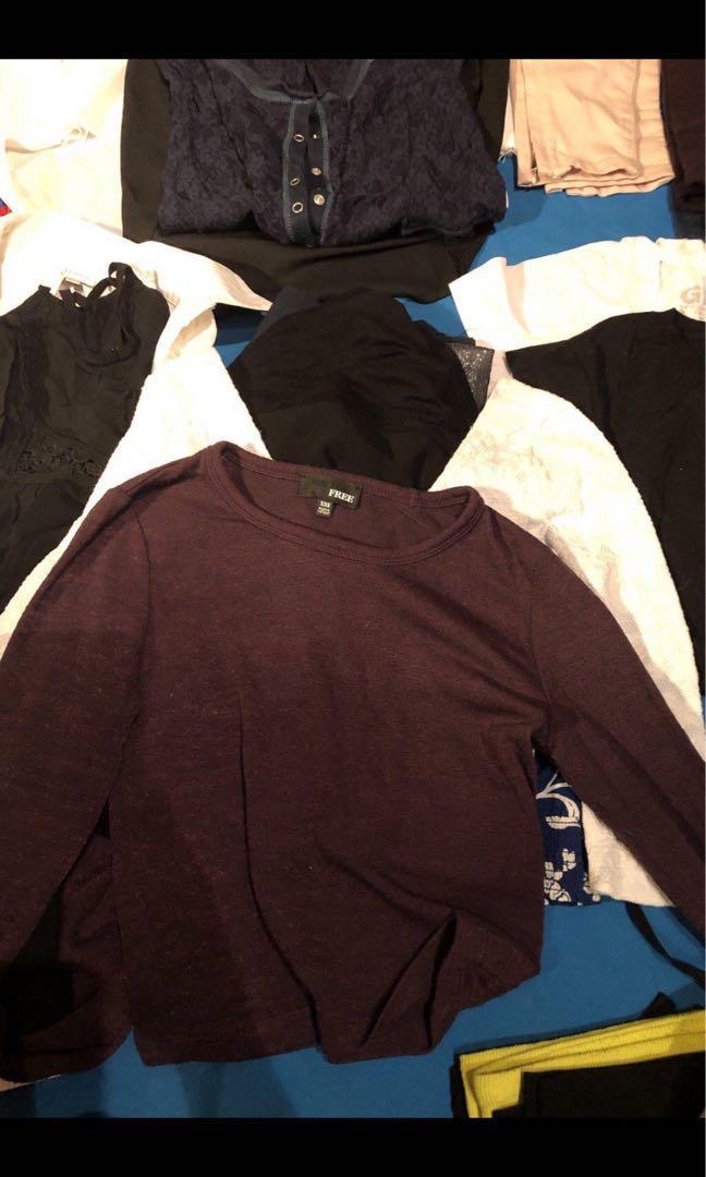 Entire brand name wardrobe of Like New size 0 clothing