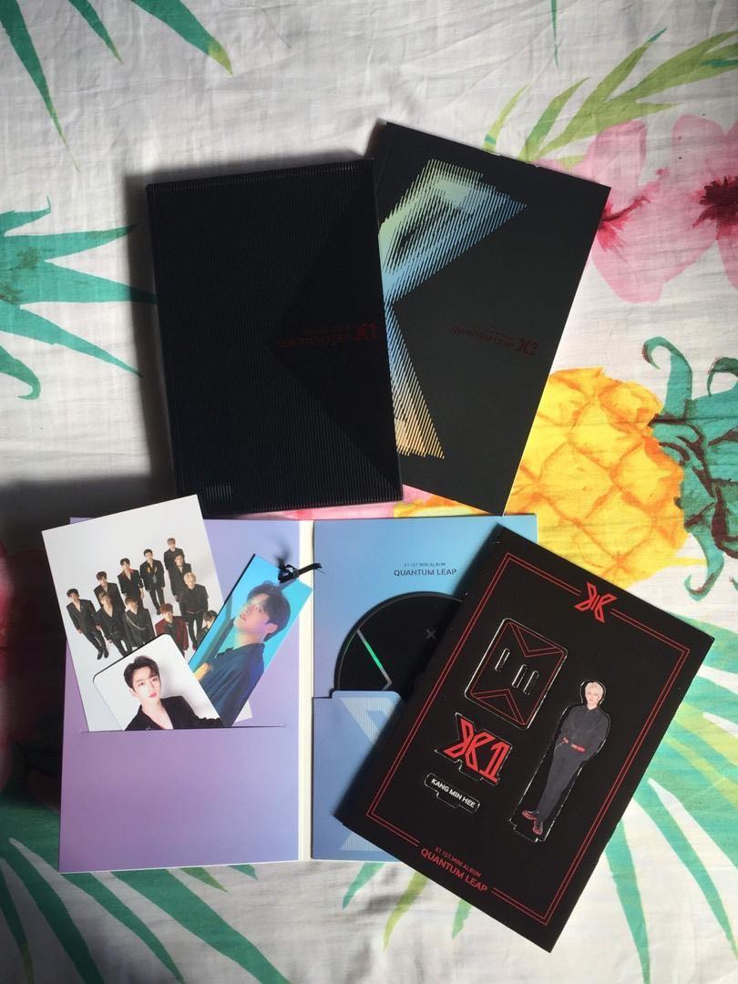 (inc postage) X1 Emergency: Quantum Leap album Quantum Leap ver