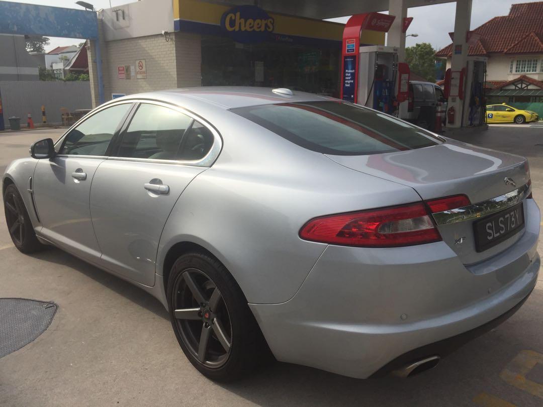 Jaguar XF 3.0 S/C V6 Premium Luxury (A)