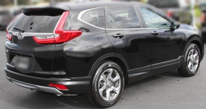 Jc car Honda CR-V 2018年1.5L渦輪頂級版 省油省稅大馬力 全景天窗滿配 少跑一手車庫車 舒適熱門休旅