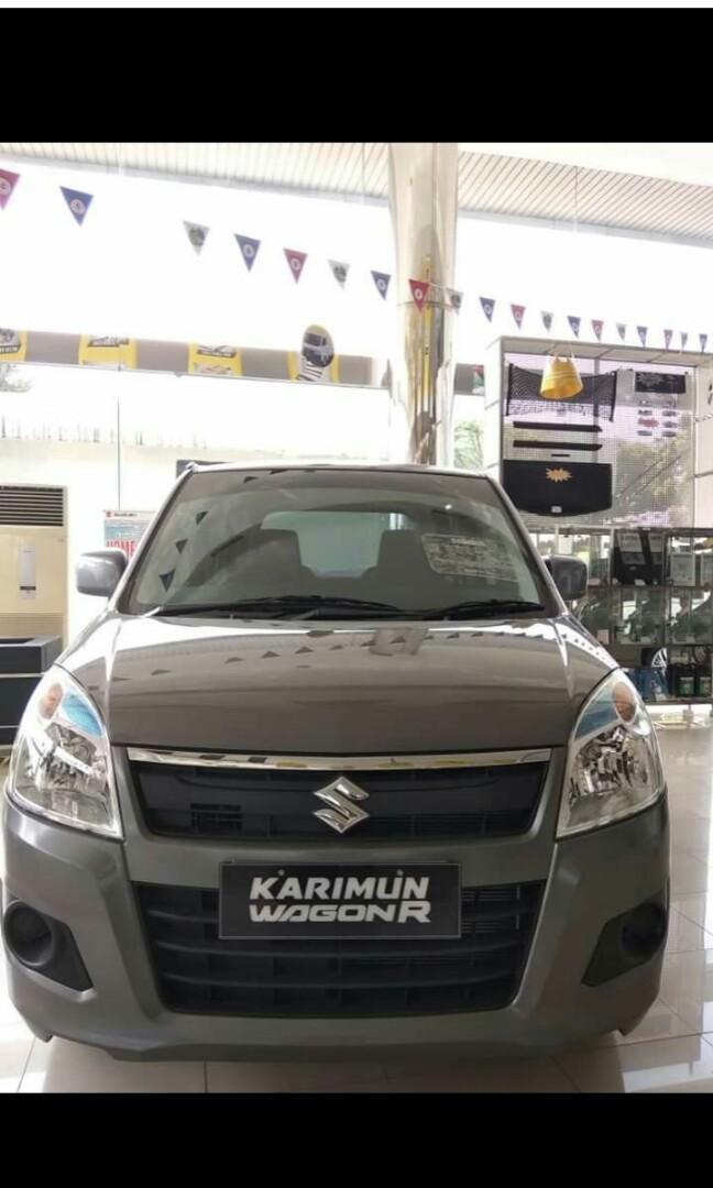 Karimun Wagon R Dp 10jt Promo Akhir Tahun Cuci Gudang