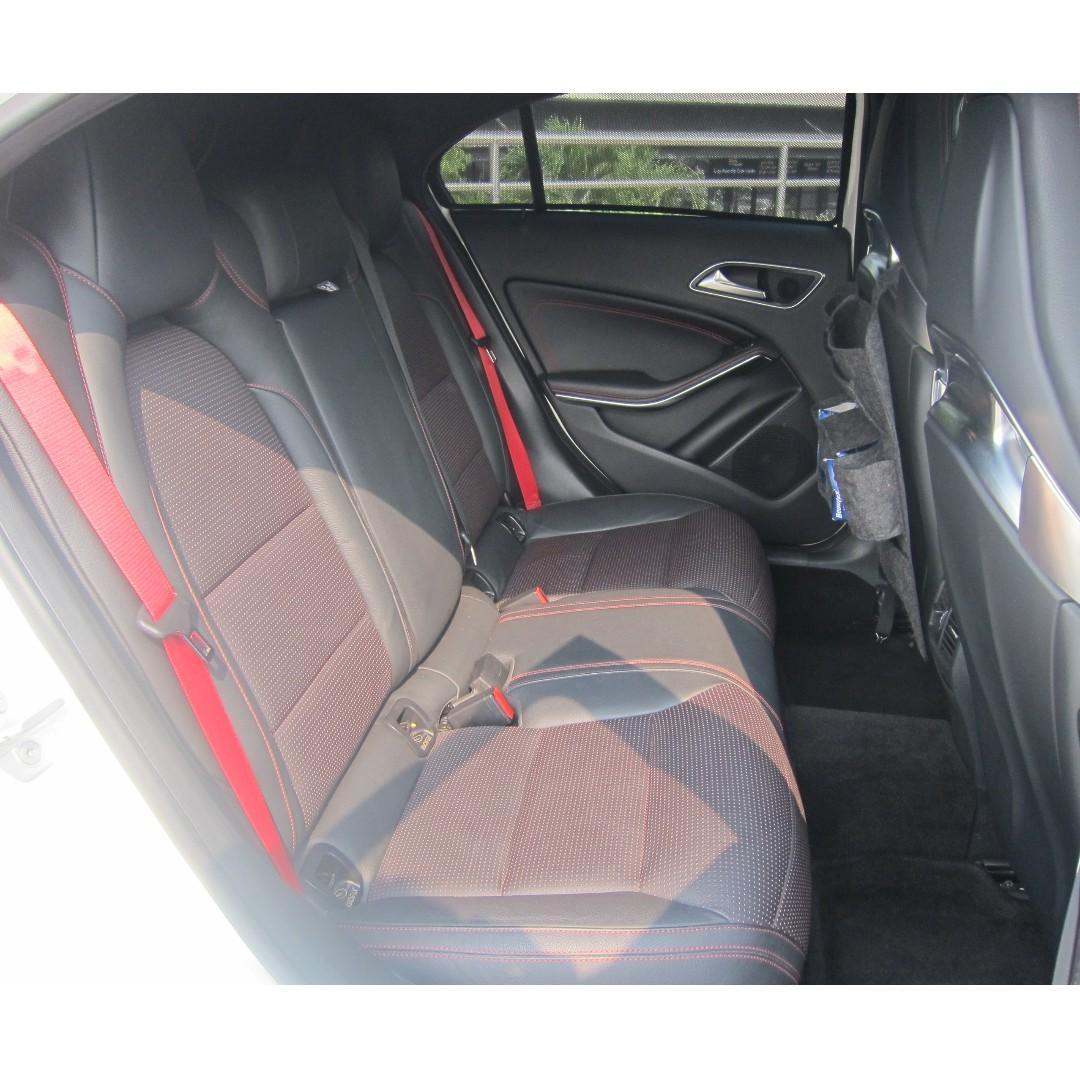 Mercedes-Benz A45 AMG 4Matic Auto