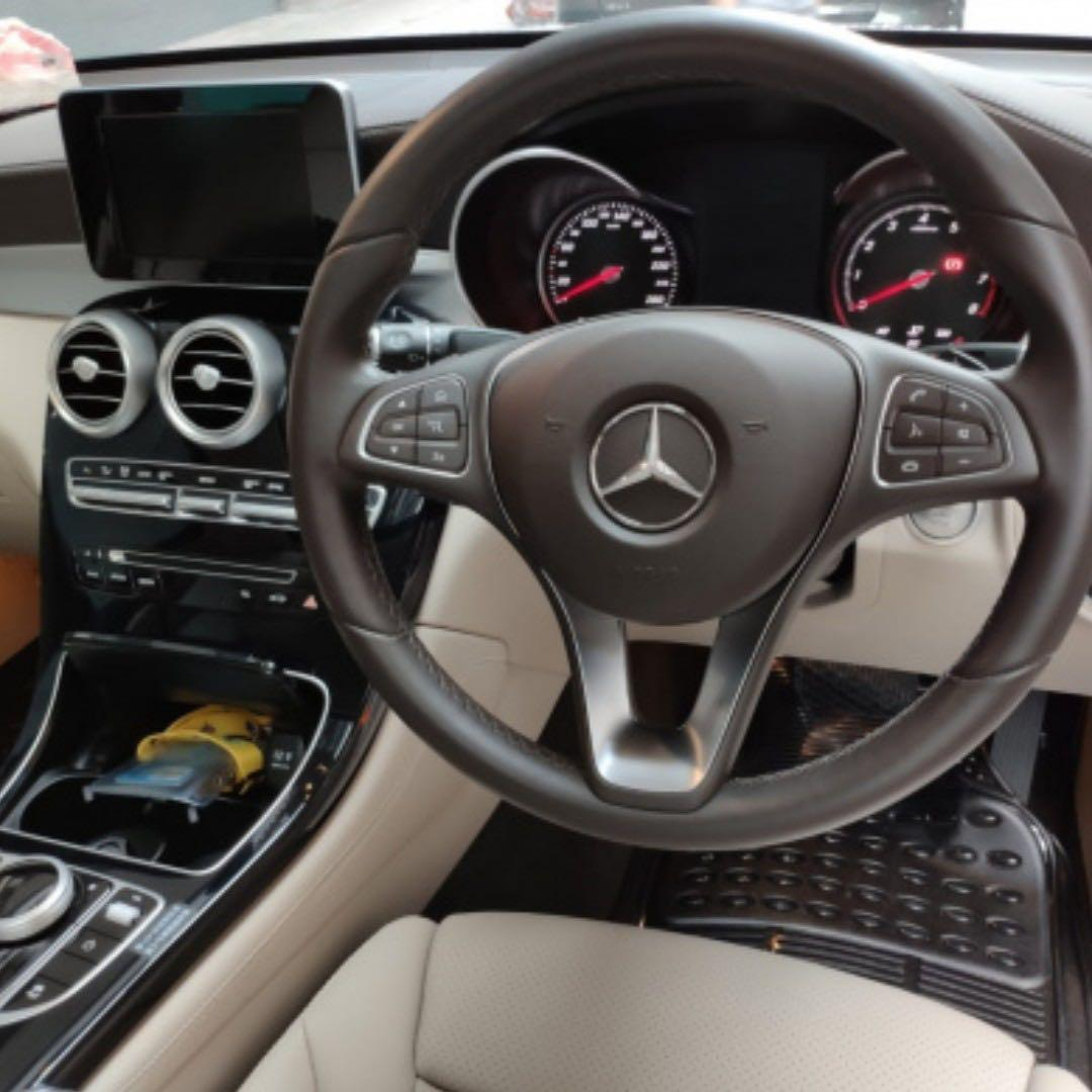 MERCEDES-BENZ GLC250 2.0 2016