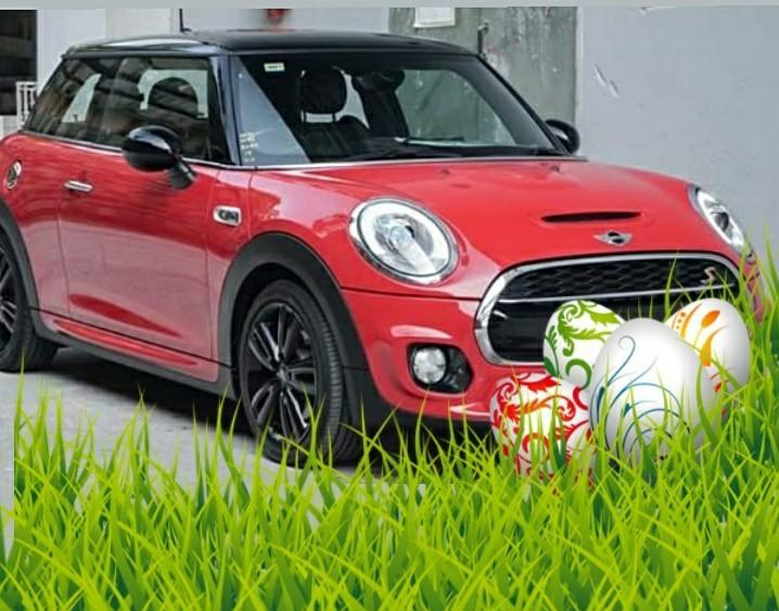 MINI COOPER S 2.0TURBO JCW YEAR~2016✔~LOCAL AP~K.L✔ON THE ROAD~PRICE RM145,888.88