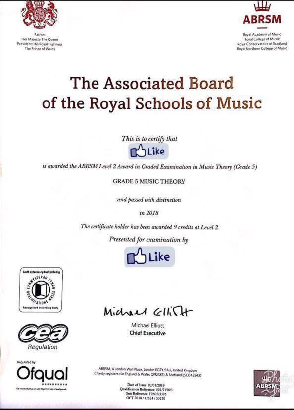 Miss Lee Music Class