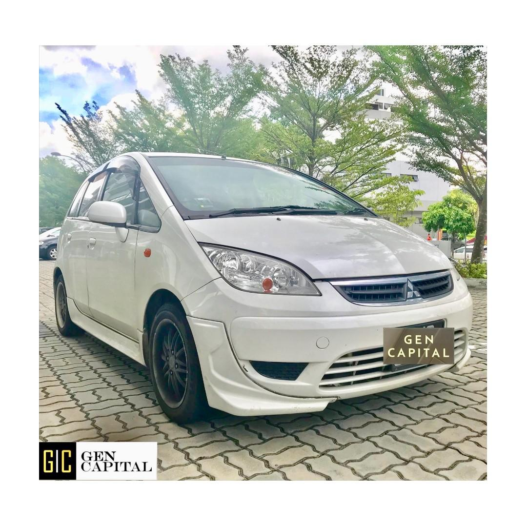 Mitsubishi ColtPlus - @97396107 IMMEDIATE COLLECTION CAR !! @ 97396107