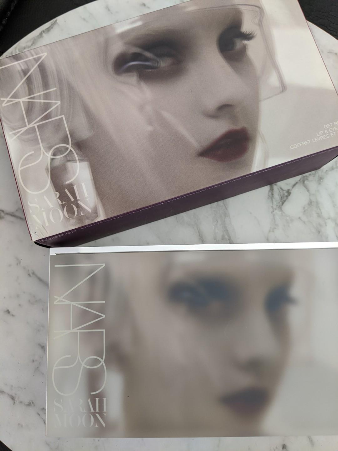 NARS: 'LIMITED EDITION' GET REAL AUDACIOUS EYE AND LIP SET