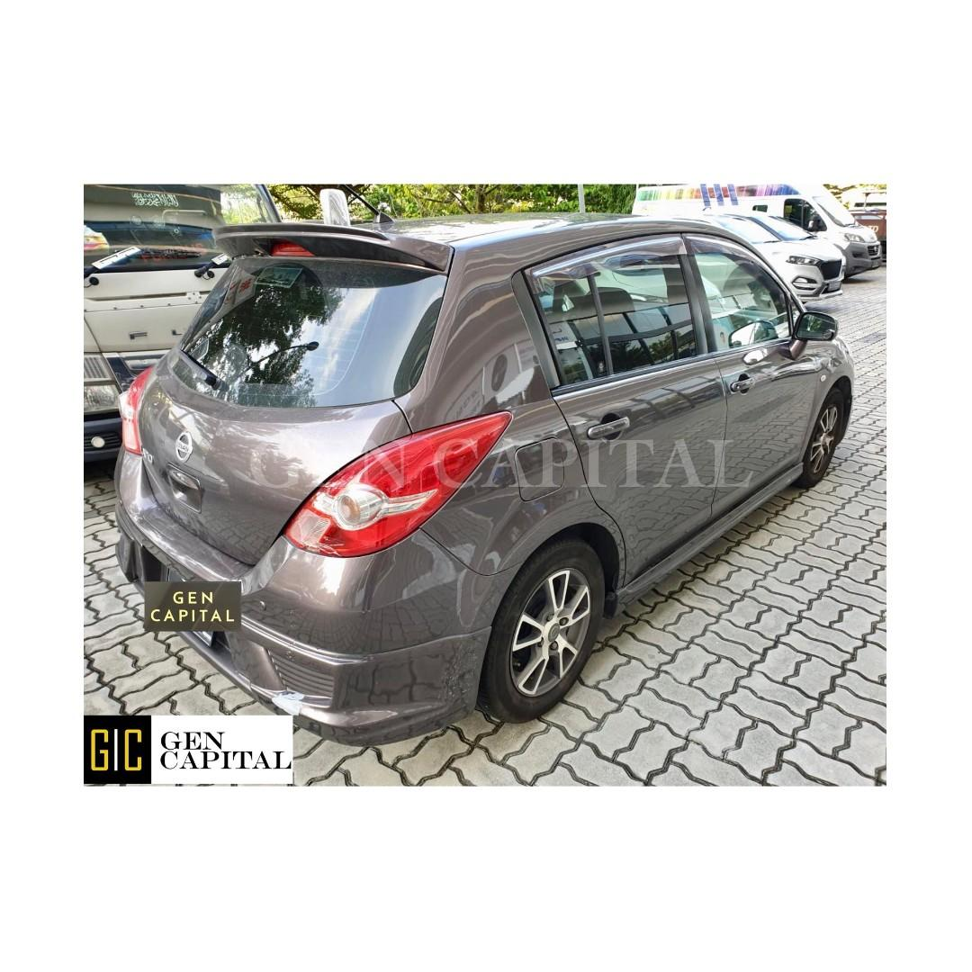 Nissan Latio HatchBack - @97396107 IMMEDIATE COLLECTION CAR !! @ 97396107