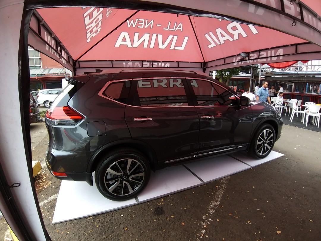 Nissan new xtrail 2019 redy stok promo akhir tahun dp murah bunga 0% diskon gede bisa tradebin crv pajero fortuner innova avanza xenia jazz brio civic