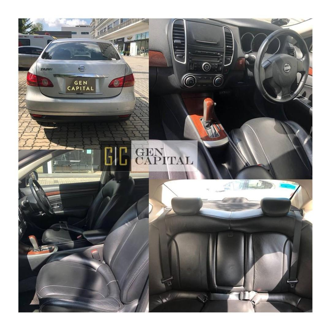 Nissan Sylphy - @97396107 IMMEDIATE COLLECTION CAR !!!! @ 97396107