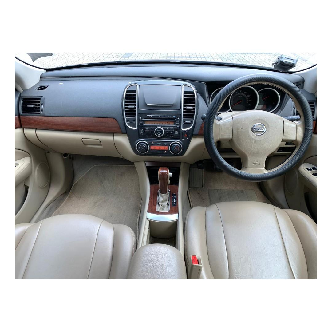 Nissan Sylphy - @97396107  Lowest rental rates, with the friendliest service! !
