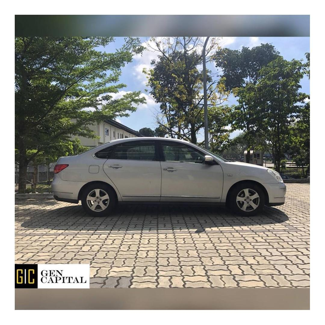 Nissan Sylphy - @97396107 Many ranges of car to choose from, with very reliable rates!