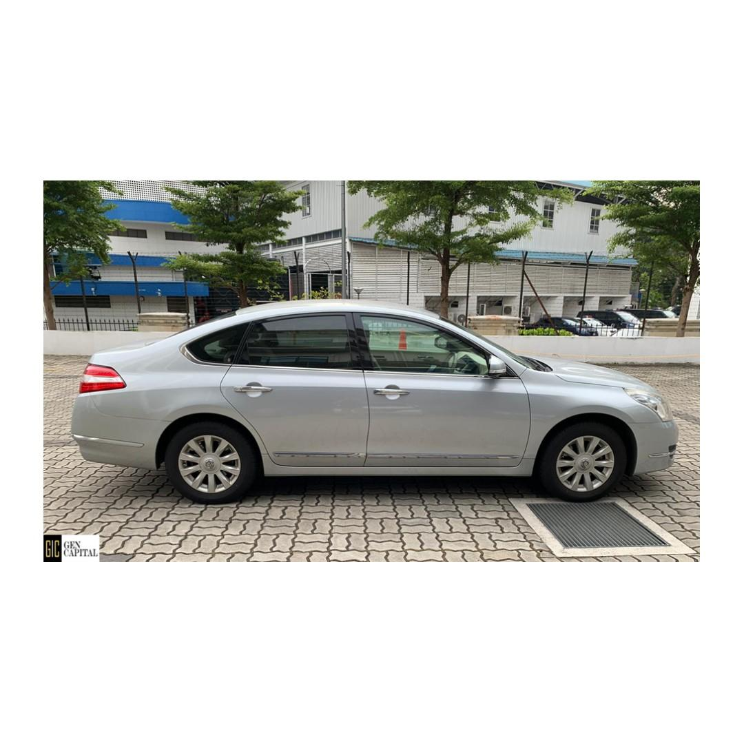 Nissan Teana - @97396107 Many ranges of car to choose from, with very reliable rates!