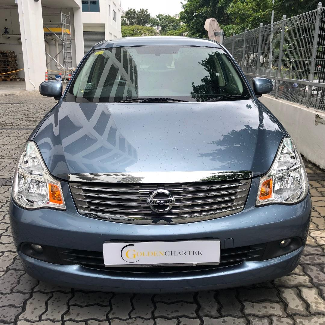 Nissan Teana Fior Rent ! Wekkly rental rebate , Personal use