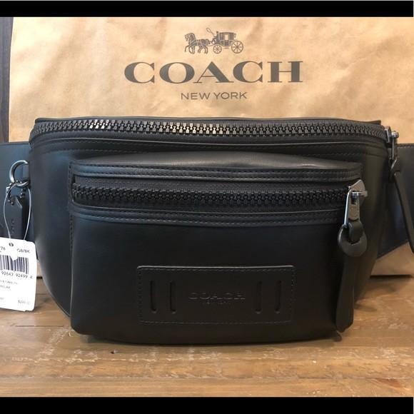 *Open For Order  [勾引][勾引][勾引]                                                                                                                                                        *💯 Original Coach Terrain Belt Bag