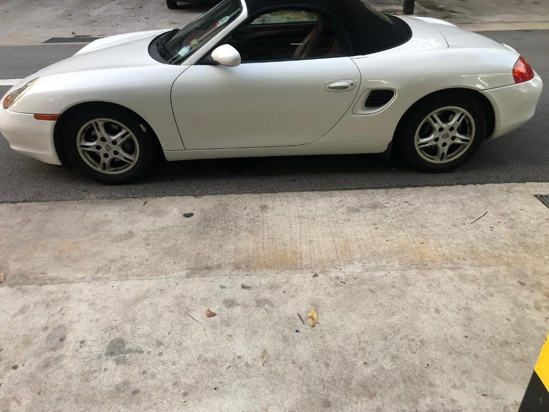 Porsche Boxster Porsche Boxster 2.5 A (COE till 04/2027) Auto