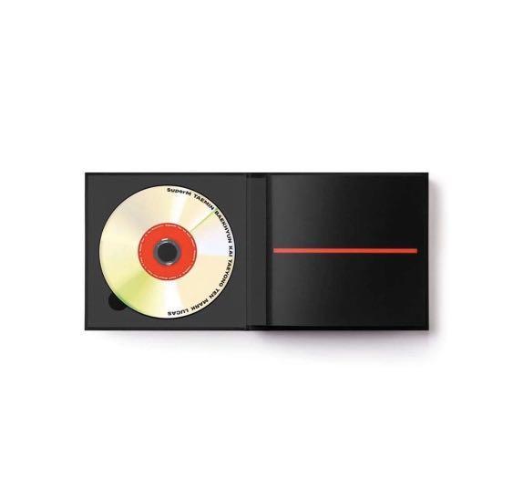 [SUPER M] 1ST ALBUM UNITED VER. KPOP SEALED-CD+PHOTO BK+PHOTO CARD+FOLDED POSTER - Free Australia Wide Shipping + Tracking