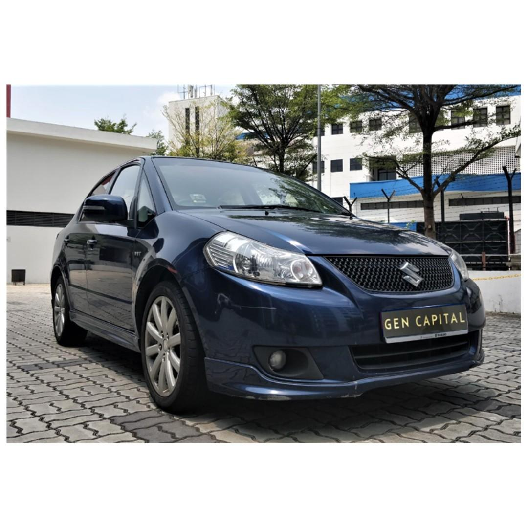 Suzuki SX4 - @97396107 Many ranges of car to choose from, with very reliable rates!