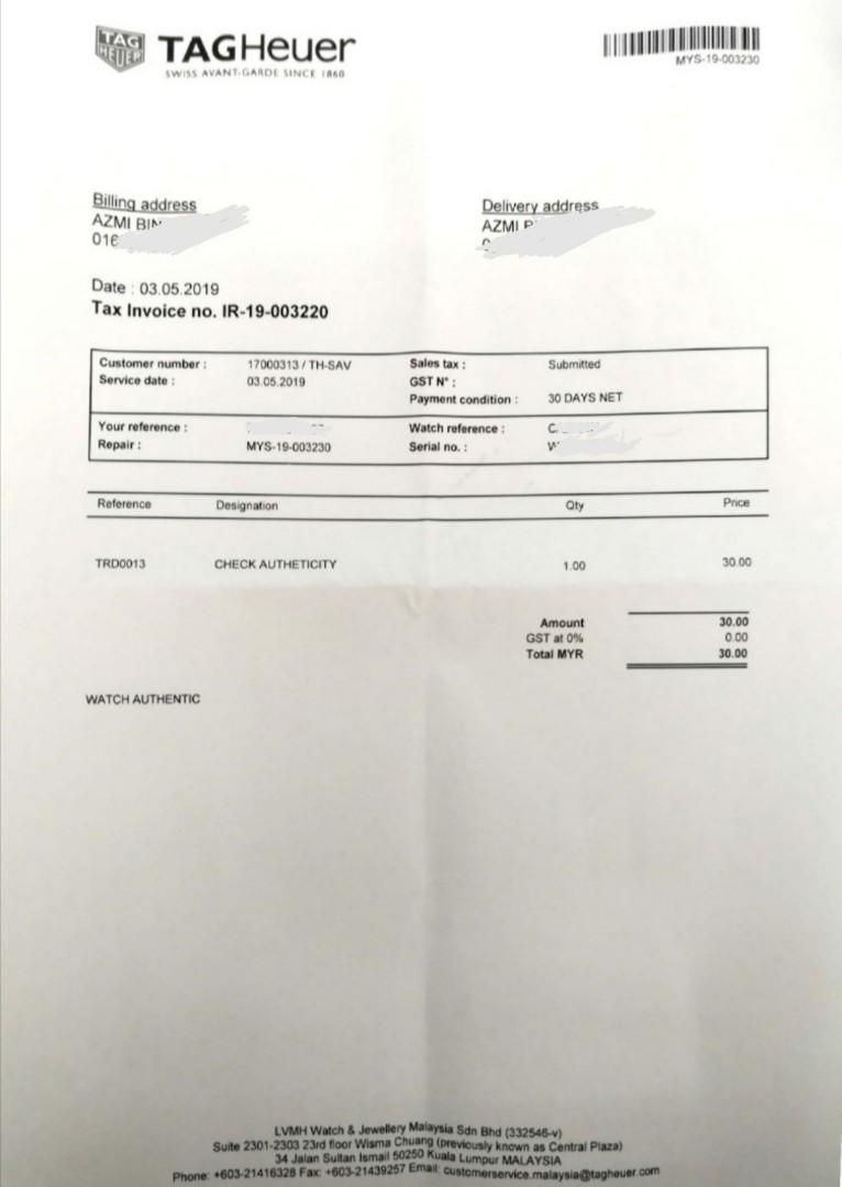 Tag Heuer formula 1 chronograph Red Bull special edition CAZ1018 BA0842 original untuk dijual masih baru lagi