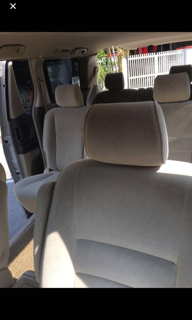 Toyota Alphard Vellfire for Rent Cheapest in Town Sewa Murah