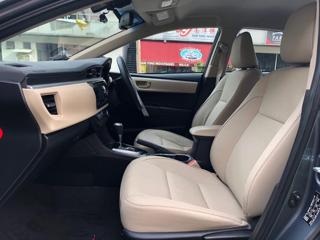 Toyota Corolla Altis 1.6 Elegance (A)
