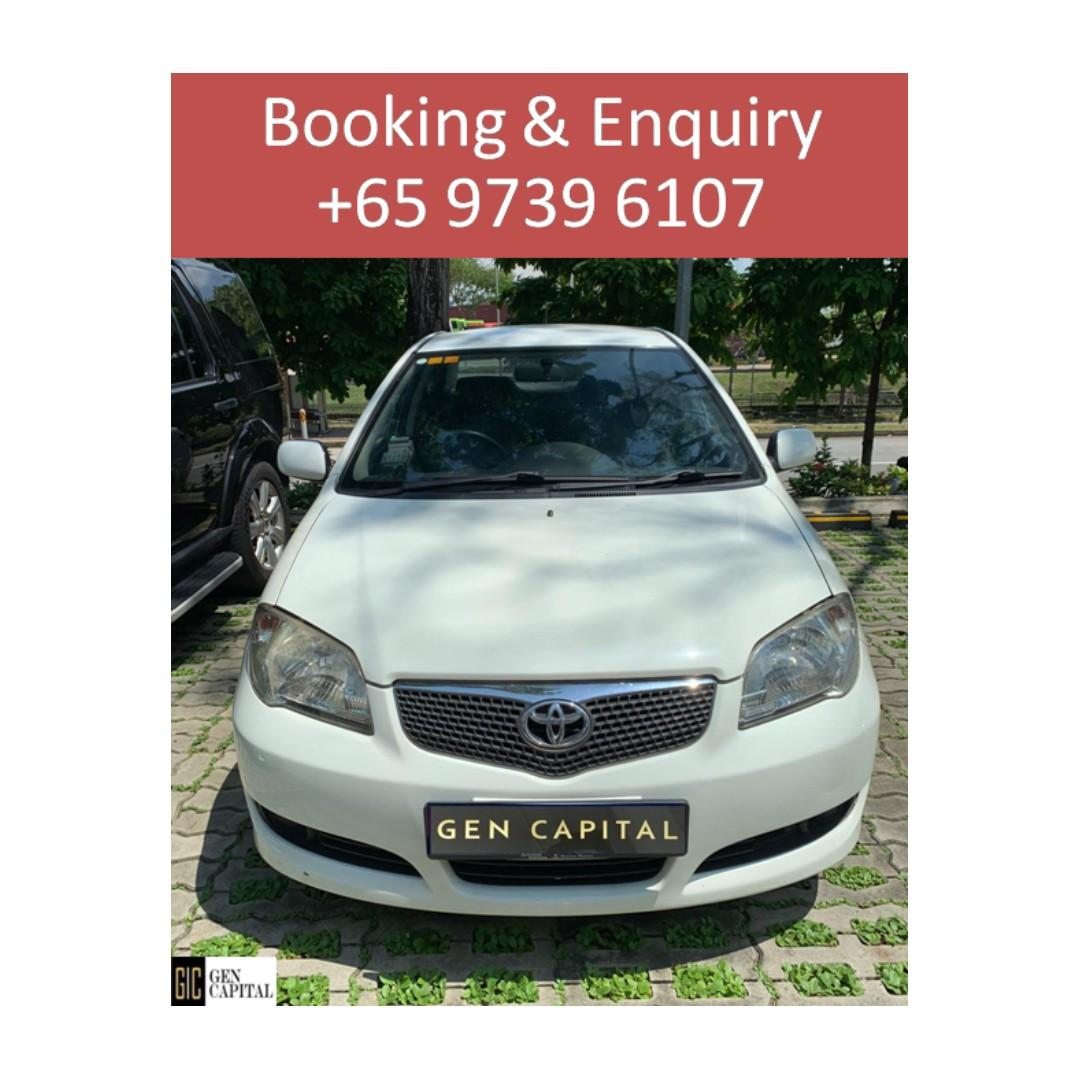 Toyota Vios - @97396107 IMMEDIATE COLLECTION CAR !!! @ 97396107