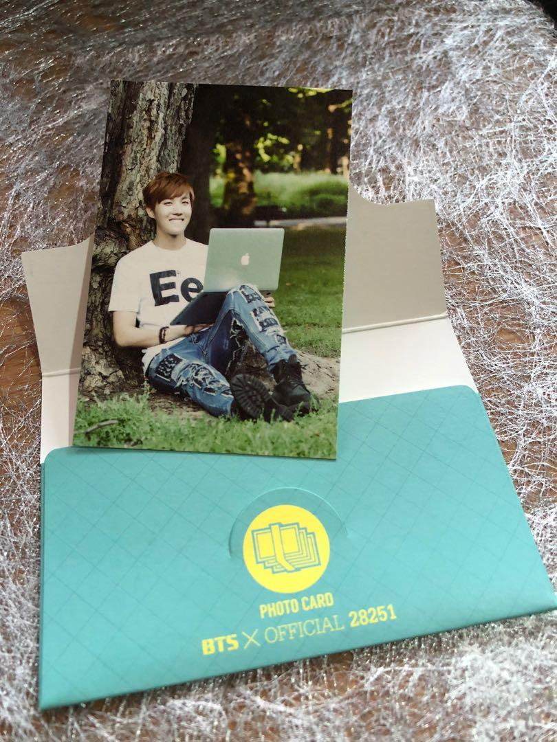 [WTS] BTS 2nd Muster Official Photocard [SUPER RARE MERCHANDISE]