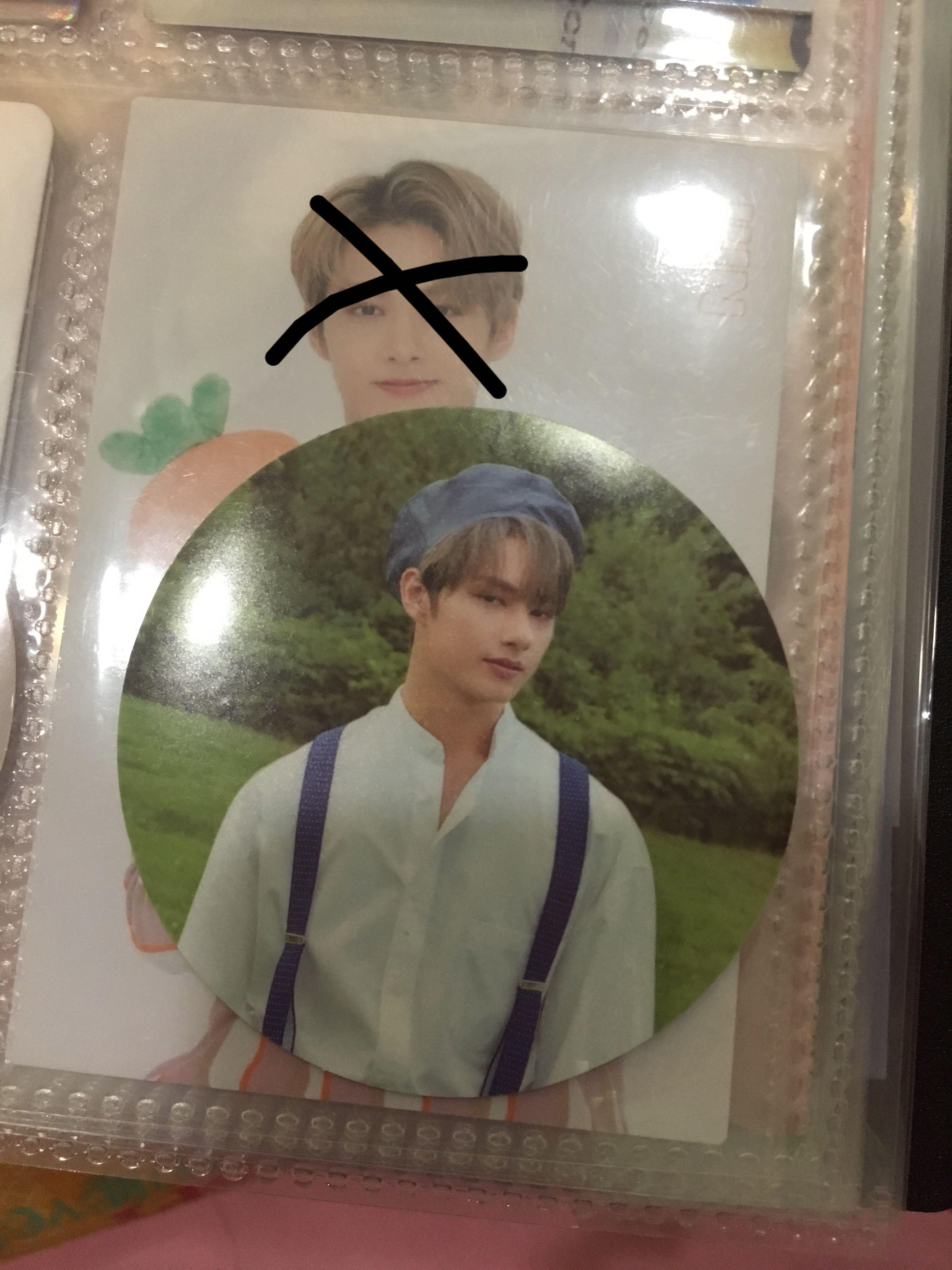 [WTS] Seventeen officially photocard an ode aoplus ode to you