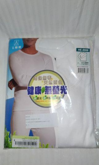#出清2019 厚棉圓領長袖衫