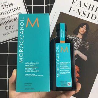 Moroccanoil 摩洛哥護髮油
