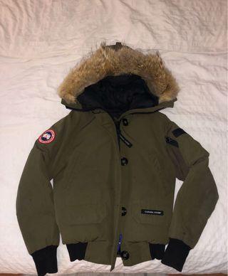 Canada Goose Chilliwack Bomber Olive