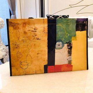 藝術家聯名購屋袋
