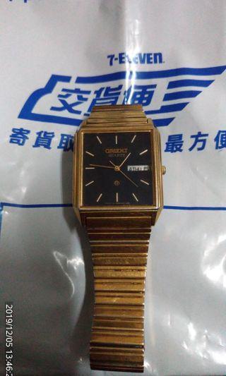 ORIENT   東方錶石英錶