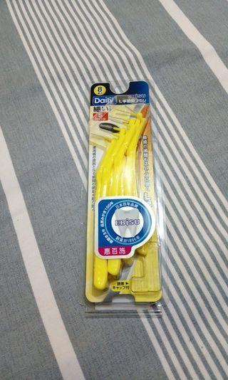 EBiSU惠百施L型牙間刷3號-S(1.0mm-1.2mm)