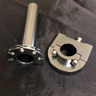 全新 CNC鋁合金快速油門座.雙單都直上.油門座. 四段可調 通用型 各車系可裝