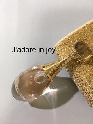 迪奧J'adore in joy愉悅淡香水 5ml Dior