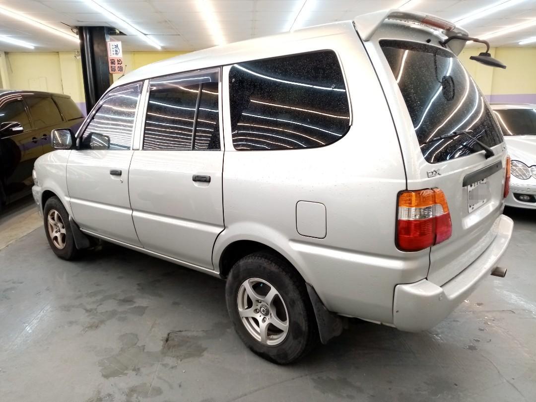 2005年 Toyota ZACE 1.8 原廠手